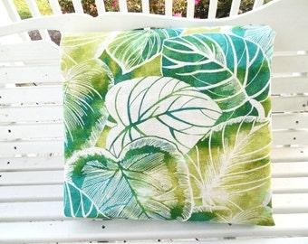 Tropical Cushion Etsy