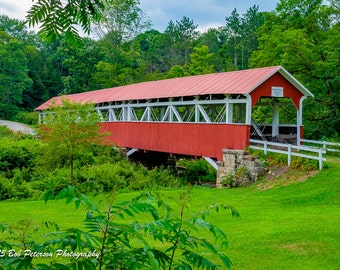 Barronvale Covered Bridge 2