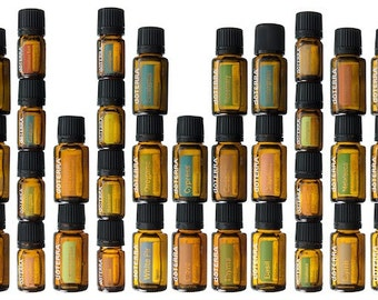 dōTERRA Essential oil samples pure & therapeutic only! 1ml