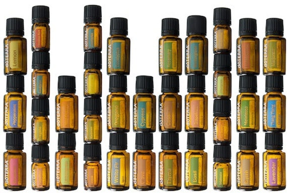 dōTERRA Essential oil samples pure & therapeutic only! 2ml