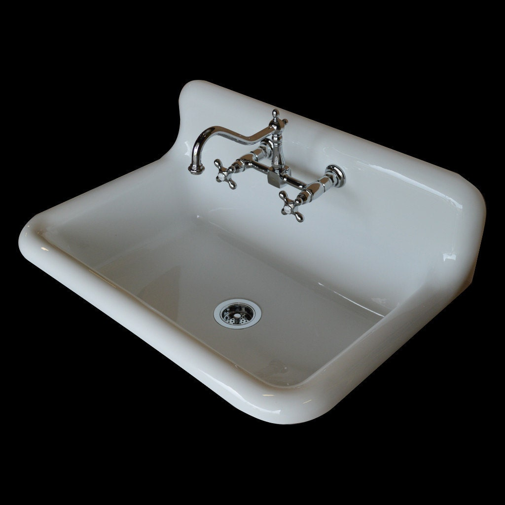 36 x 24 Exclusive Farmhouse Sink Faucet Drain
