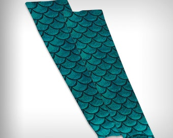 Mermaid Compression Sleeve Mermaid Arm Sleeves - Mermaid