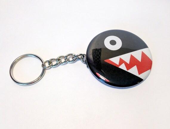 Chomp Key Chain