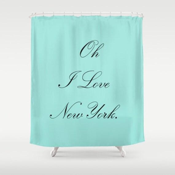 Shower Curtains - Breakfast at Tiffany's - Shower Curtain - Breakfast ...