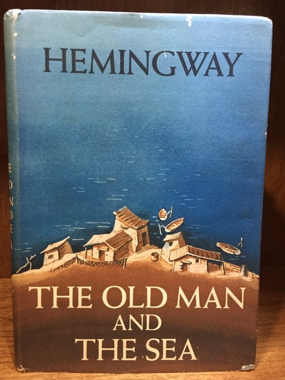 an analysis of the symbolism in ernest hemingways the old man and the sea By ernest hemingway  today you can buy the old man and the sea in life  for 20 cents  girls and no bullying braggarts sentimentalized almost to parody  distort its honest and elemental theme  he is a symbol of an attitude toward life.