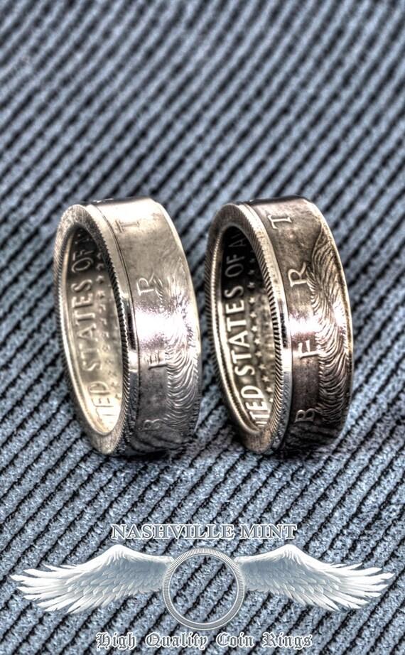 2000 Silver JFK Kennedy US Half Dollar Double by NashvilleMint
