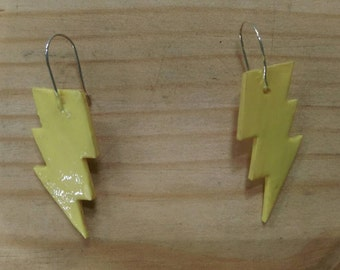 Costume / cosplay earrings - Storm from the X-men