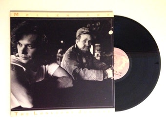 20% OFF SALE LP Album John Cougar Mellencamp The Lonesome Jubilee Vinyl Record 1987 Paper In Fire Empty Hands