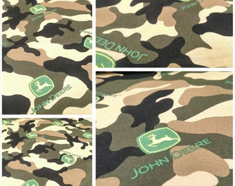 John Deere Fabric, Camouflage Fabric, Kids Fabric, Clothing Fabric, Apparel Fabric, Fabric By The Yard, Quilting/Craft/Diy, HomeDecor Fabric