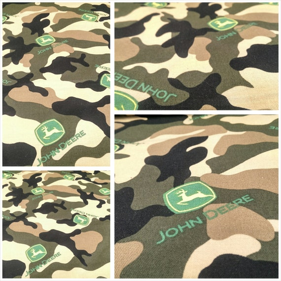 John deere fabric camouflage fabric kids fabric for Kids apparel fabric