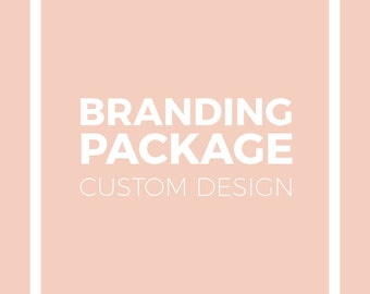 Custom Branding Identity Package for Your Blog or Business