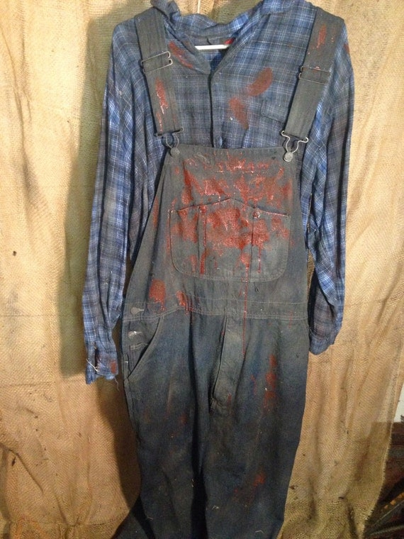Texas Chainsaw Hillbilly Costume