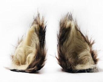 Wild Wolf Ears