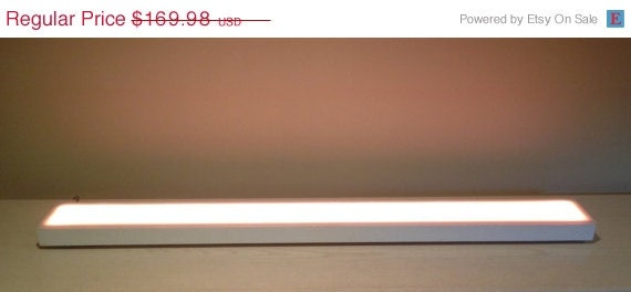 4ft modern led light shelf liquor shelves bottle shelves bar display. Black Bedroom Furniture Sets. Home Design Ideas