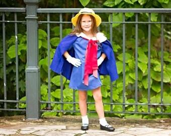 Madeline Costume, Madeline Dress