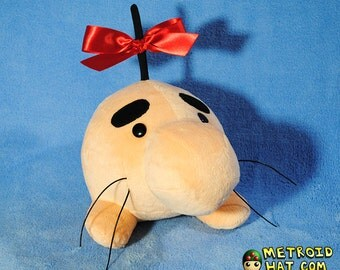 Mr. Saturn plushie 5 inch