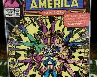 Captain America #359