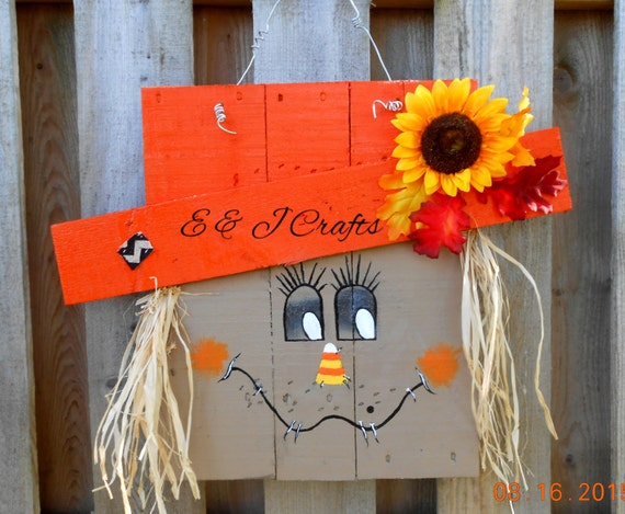 Halloween Pallet Ideas