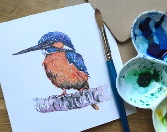 Kingfisher - Gift Card