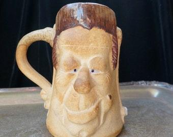 Frankenstein Mug Beer Stein Vintage