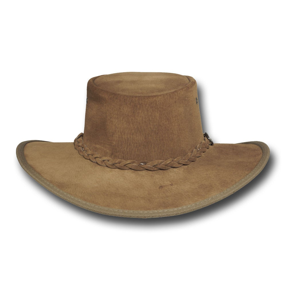 how to clean barmah hat