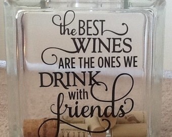 Wine Cork Holders
