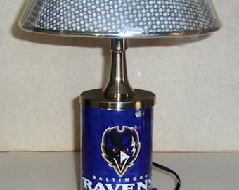 Baltimore Ravens Lamp