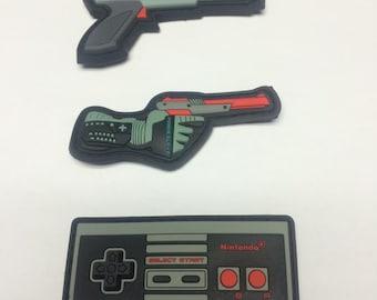 Nintendo Patch Set (3 NES Patches)