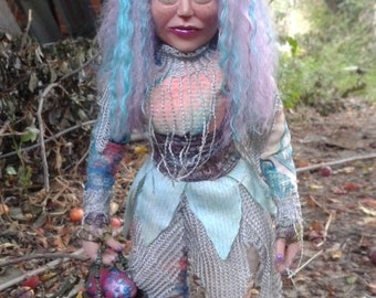 gnome collector doll ooak