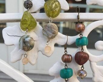 Mermaid's Treasure Earrings