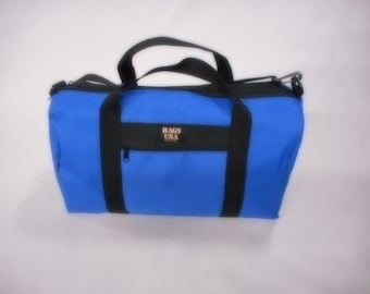 Wet&Dry bag Featuring wet compartment,swim,Gym bag wet section Made in U.S.A.