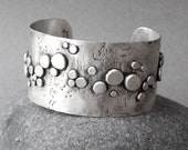 River of Pebbles cuff