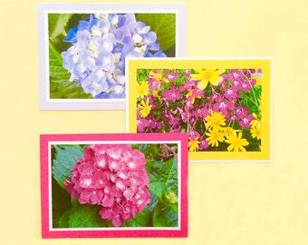 Flower Notecards