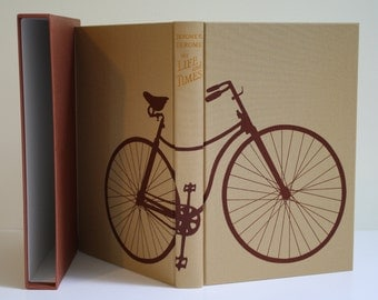 My Life and Times by Jerome K. Jerome - The Folio Society 1992 - Vintage Book