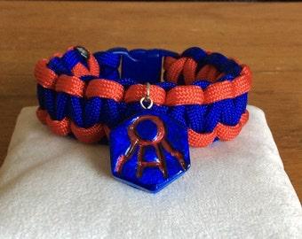 Kyogre/Groudon Paracord Survival Bracelets