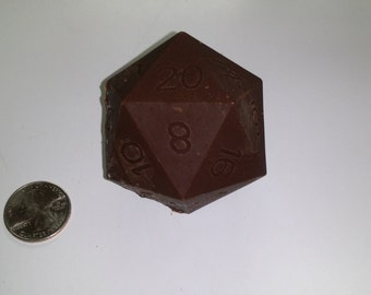 Chocolate D20 (Filled)