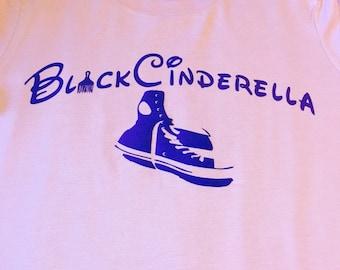 BlackCinderella Fitted Tee