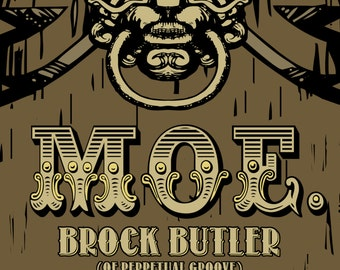 Moe. w/ Brock Butler || 06.28.15 || Pisgah Brewing Company