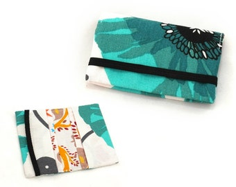 Business card holder, credit card case - PDF sewing pattern and instruction, tutorial, instant download - w002