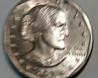 1981-S Susan B. Anthony Dollar Coin