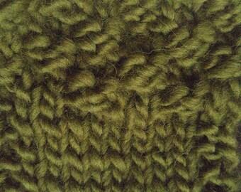 Lion Brand Yarn - Alpine Wool - Olive