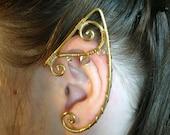 Elf Earcuff Fantasy Anime Elf Pixie Fairy Cat Ear Cuff Earring Jewelry Elegant