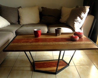 Coffee table LEAM