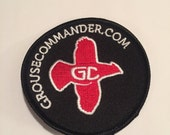 3in Grouse Commander Patch