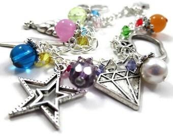 Friendship Is Magic Charm Bracelet