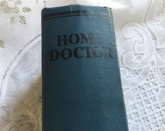 1931 news chronicle HOME DOCTOR by John D Comrie
