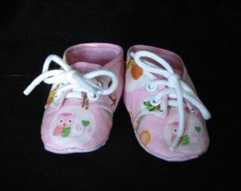 Baby Girls Sneaker Style Booties