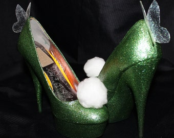 Tinkerbell Inspired Shoes