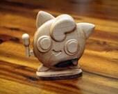 Hardwood Jigglypuff [figurine]