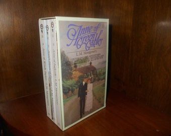 Anne of Green Gables Box Set 3
